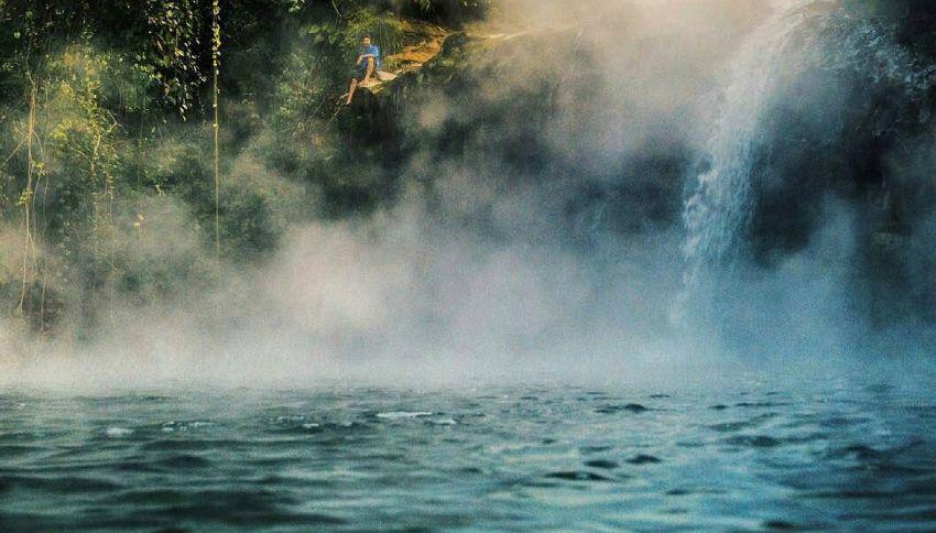 Il fiume che 'bolle' e cuoce chi ci casca dentro esiste: ecco dove