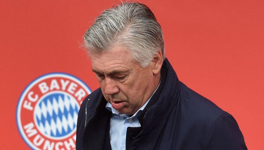 """""""Allenamenti blandi"""", ecco perchè Ancelotti è saltato"""