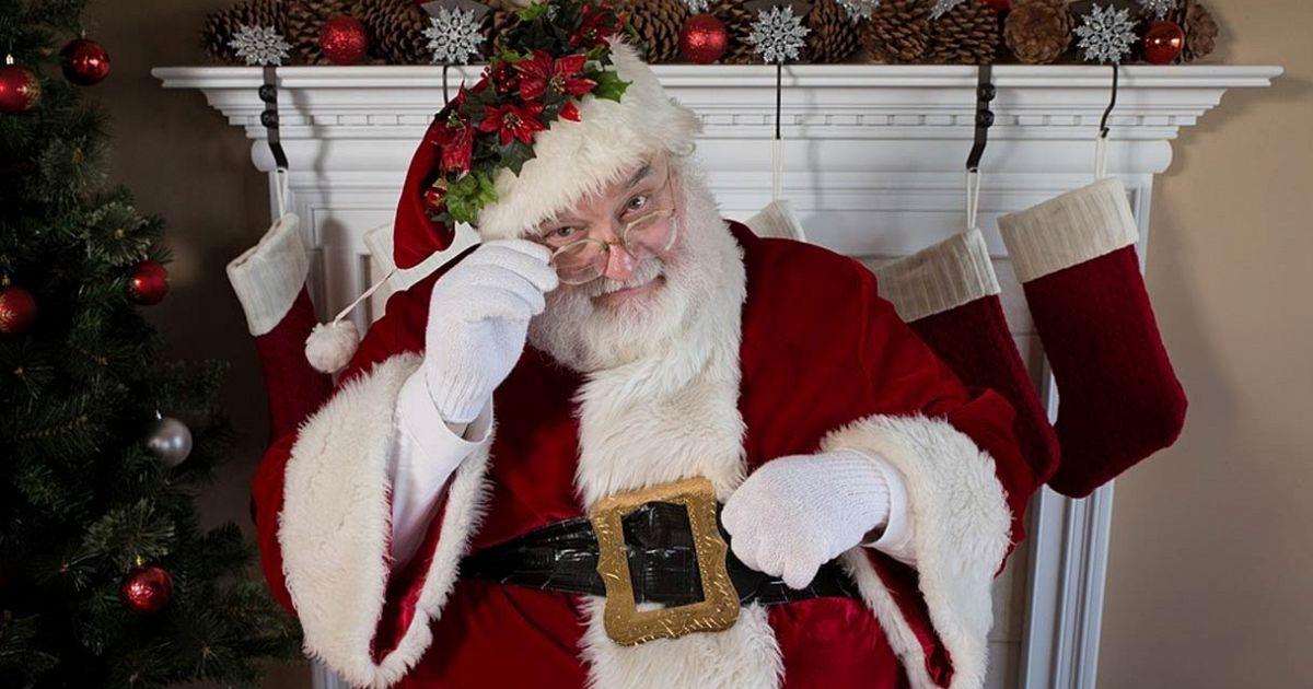 Dove Si Trova In Questo Momento Babbo Natale.Ecco Come Si Diventa Babbo Natale In Usa La Scuola Supereva