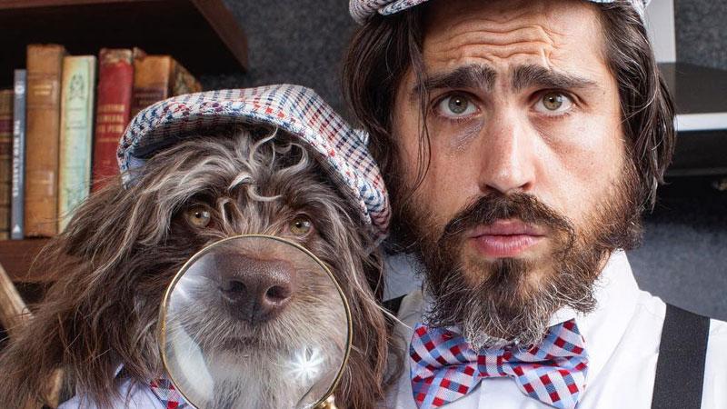 Quando cane e padrone sono uguali: il profilo che impazza su Instagram