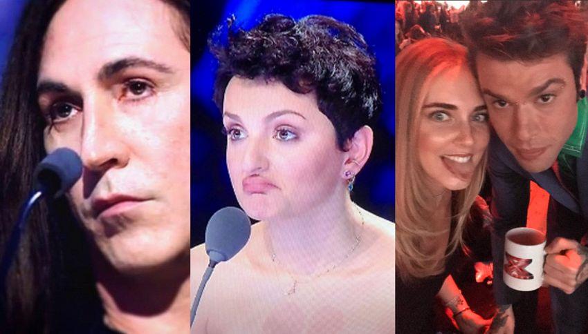 X Factor 10, i migliori tweet della serata