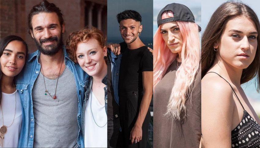 X Factor, ecco i super favoriti:  in testa Gaia, Eva e Andrea Biagioni