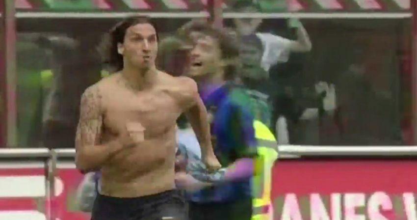I 10 migliori gol impossibili di Zlatan Ibrahimovic