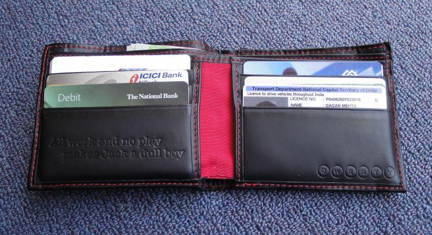 11 cose da non tenere mai nel portafoglio