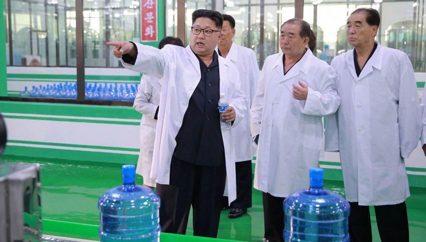 """La nuova sfida di Kim Jong-Un: """"Faremo giocatori più forti di Messi"""""""