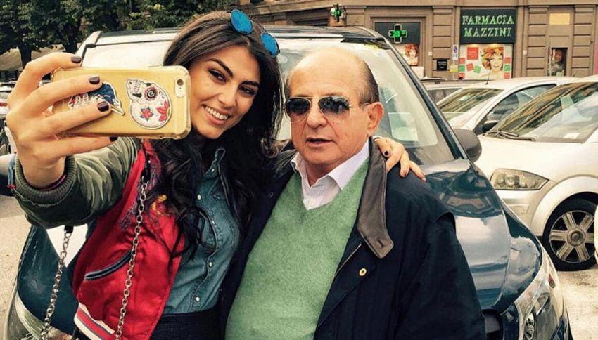 Giancarlo Magalli e Giulia Salemi: la strana coppia conquista il web