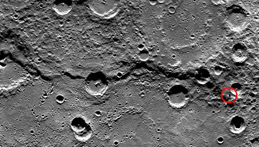 Cacciatori di alieni scoprono un portale su Mercurio