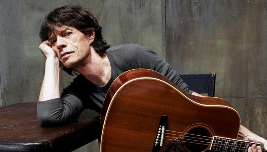 Mick Jagger: la nuova fiamma ha 46 anni in meno