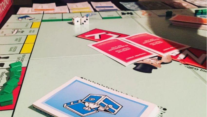 I dieci motivi per cui si litiga a Monopoly