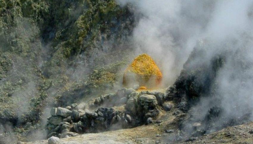 L'allarme: segnali dal supervulcano dei Campi Flegrei