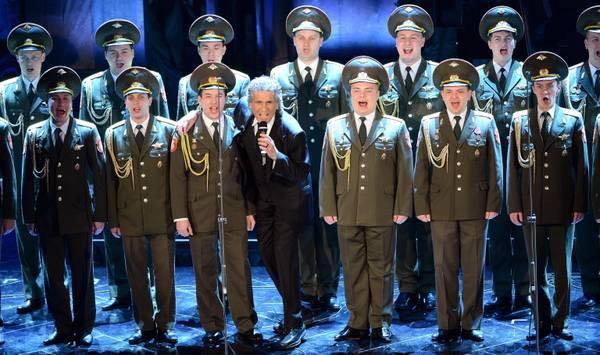 """Toto Cutugno svela: """"Potevo morire con il Coro dell'Armata Rossa"""""""