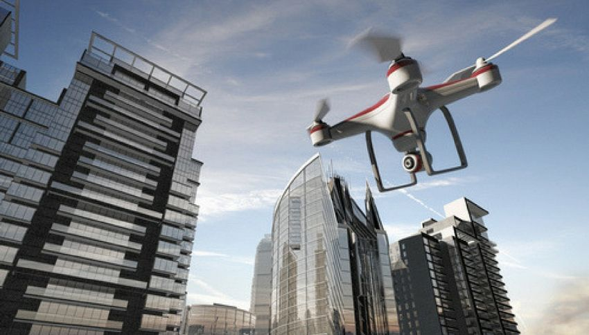 C'è anche l'Italia tra le foto più belle scattate dai droni