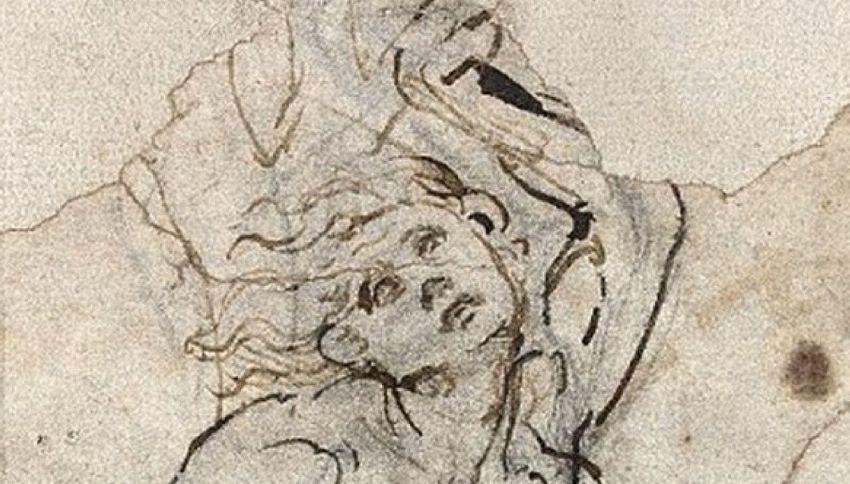 Scopre in un cassetto disegno di Leonardo da Vinci da 15 milioni