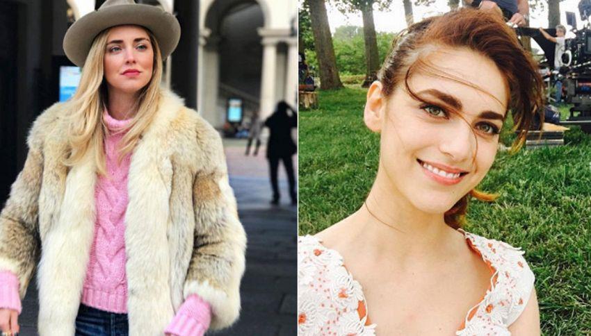 Chiara Ferragni e Miriam Leone le nuove vallette di Sanremo?