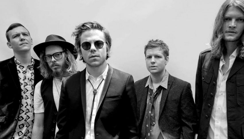 "Chi sono i ""Cage the Elephant"" ?"