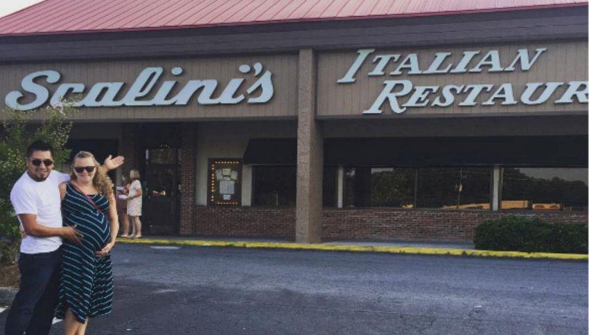 Questo ristorante vi farà partorire, le mamme confermano