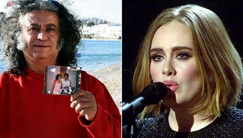 ''Sono io il padre di Adele'': la rivelazione del cantante turco