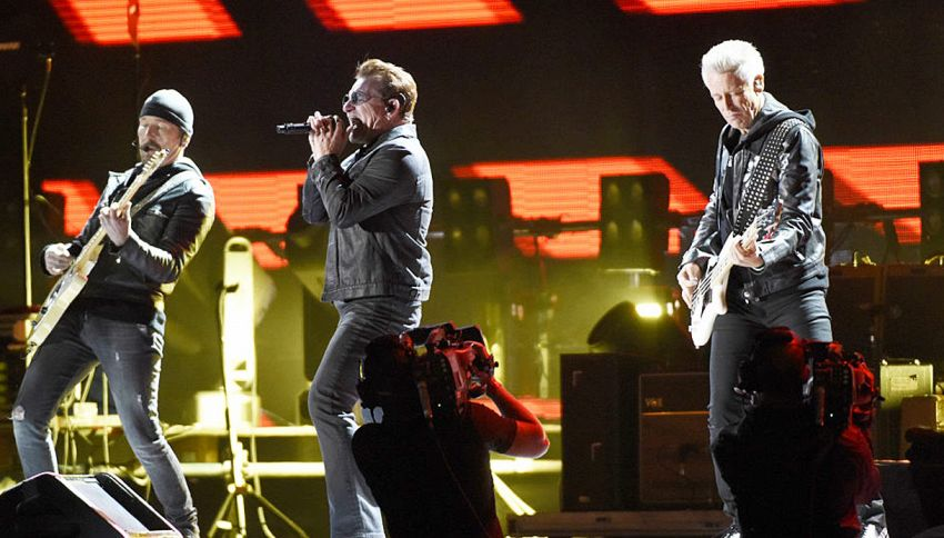 U2 a Roma, biglietti esauriti in pochi minuti: scoppia il caso