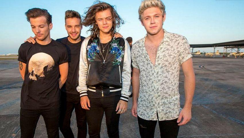 Chi sono i One Direction, la band più amata del momento
