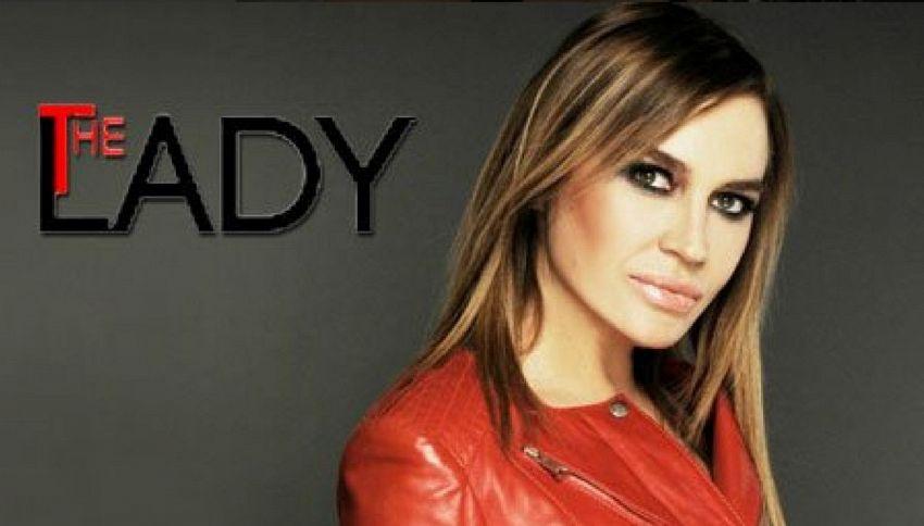 """""""The Lady"""", ritorna la web serie trash di Lory del Santo"""