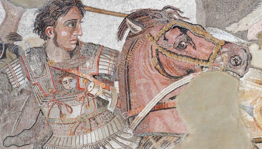 Trovato il testamento di Alessandro Magno, 2300 anni dopo