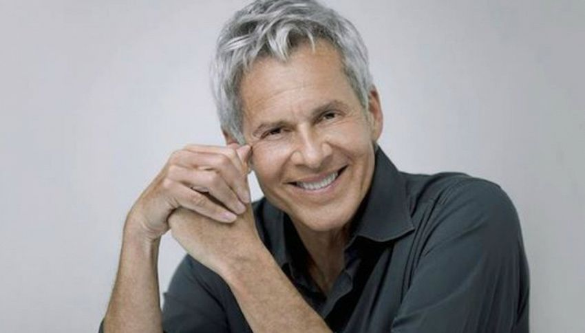 Claudio Baglioni festeggia 50 anni di carriera