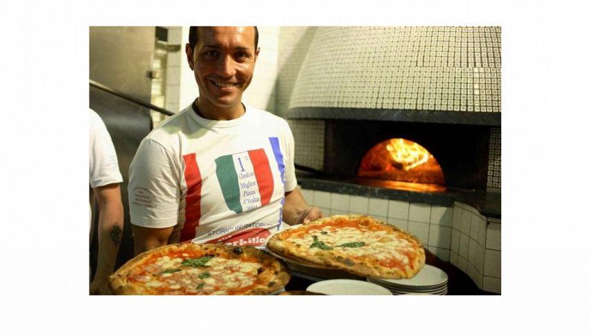 In una pizzeria di Napoli non entri se indossi una pelliccia