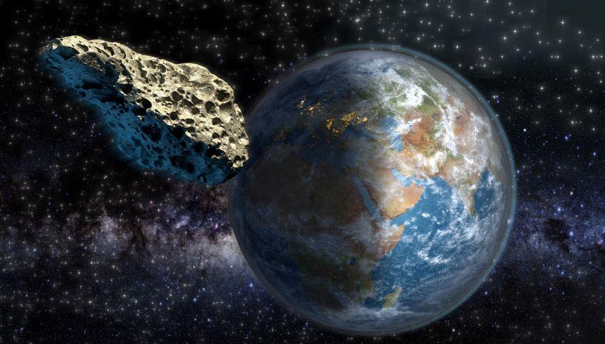 """Asteroide si avvicina alla Terra. Nasa: """"E' pericoloso"""""""