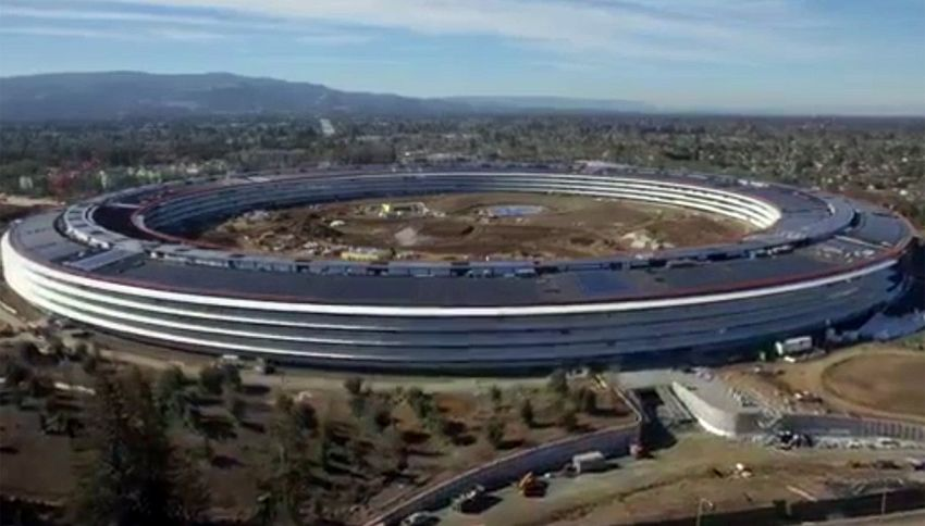 Ecco l''Astronave Madre' firmata Apple