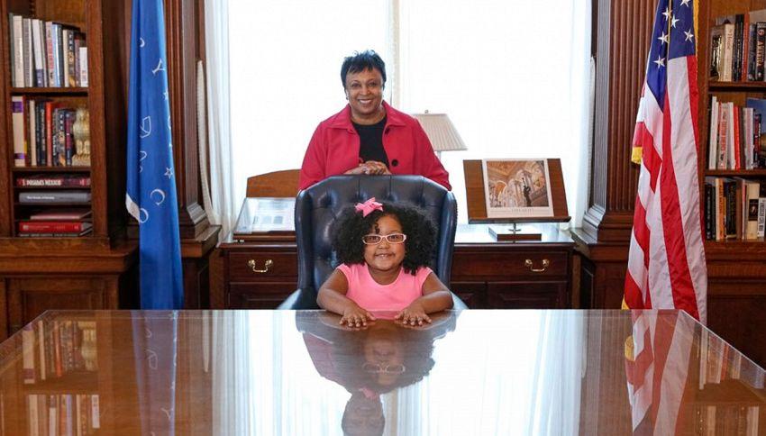 Ecco Daliyah: a quattro anni ha letto più di mille libri