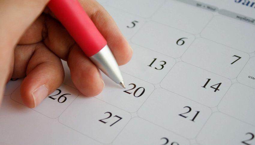 Vacanze fra Pasqua e 1 maggio: con 8 giorni di ferie e ne fai 17