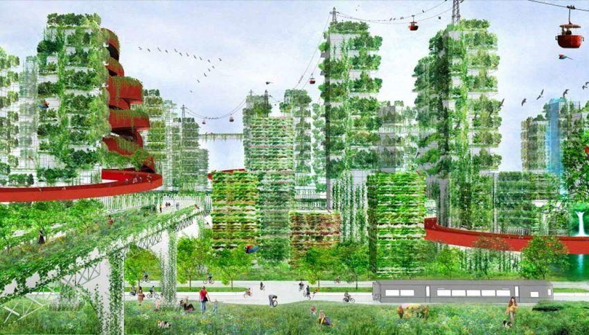 Da Milano alla Cina: il Bosco Verticale diventa una Città Foresta