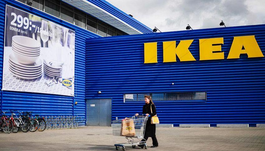 Ikea, come nascono i nomi dei mobili? Ecco la logica nascosta