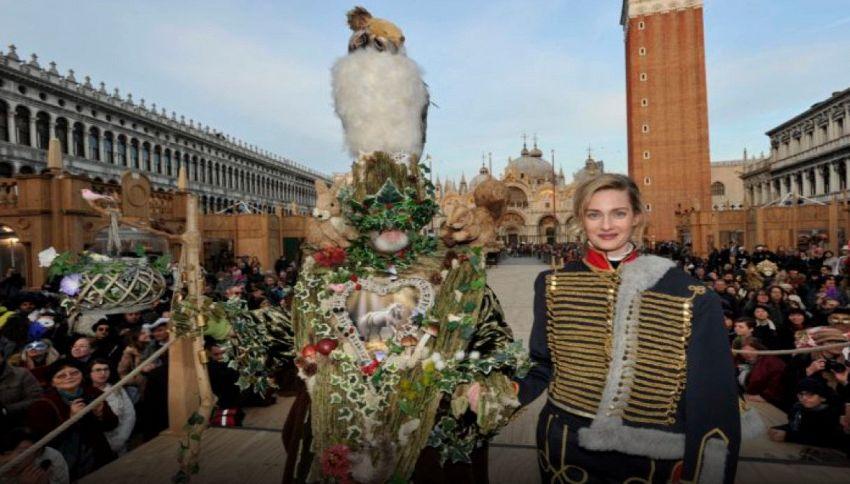 Carnevale Di Venezia, ecco la maschera più bella del 2017