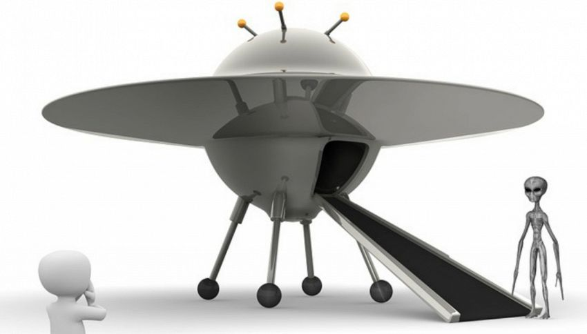 Le immagini Lunar Orbiter risvegliano i cacciatori di alieni