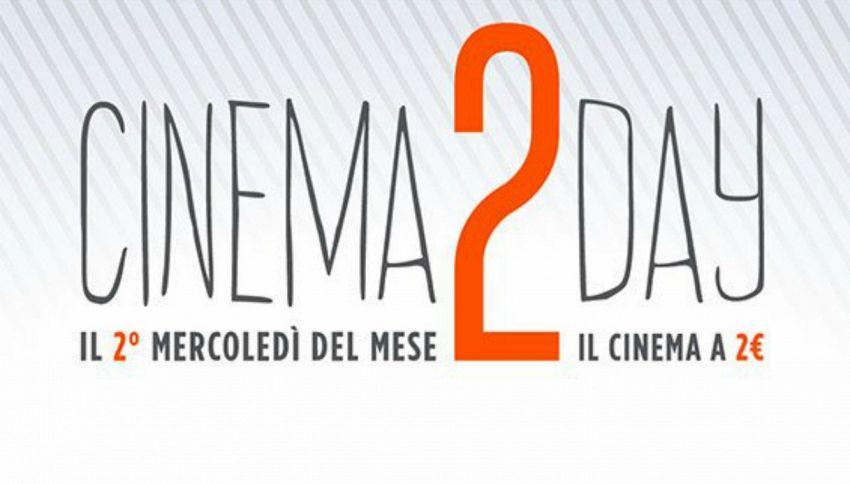 Cinema2Day, al Cinema con 2 Euro: iniziativa prorogata per 3 mesi
