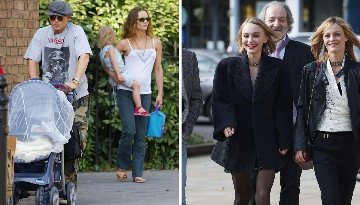 Lily-Rose: la figlia di Johnny Depp e Vanessa Paradis - Lily