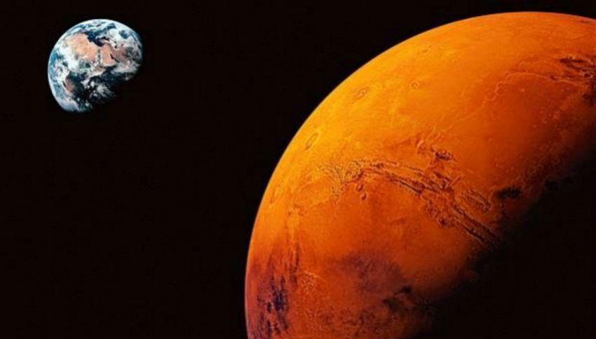 Marte presto sarà abitabile grazie ad uno scudo magnetico