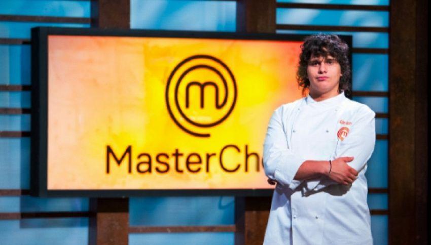 Valerio è il vincitore di Masterchef