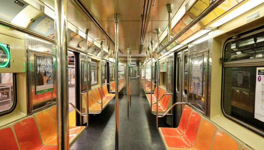 Ecco come ti rubano il cellulare in metro