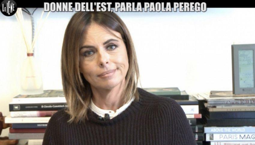 """Paola Perego in lacrime contro la Rai: """"Mi hanno messa in mezzo"""""""