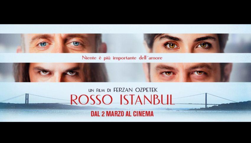 Ferzan Ozpetek al cinema con Rosso Istanbul tra paura e nostalgia