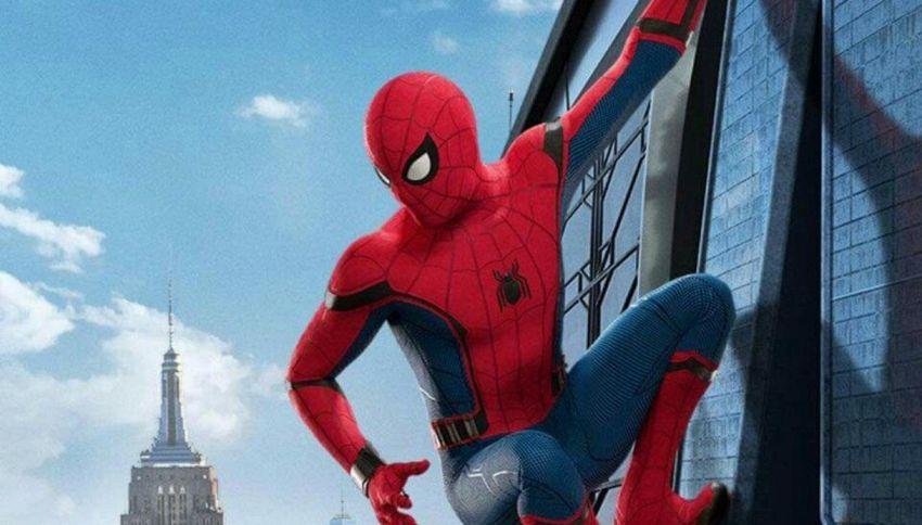Spider-man Homecoming: il primo trailer