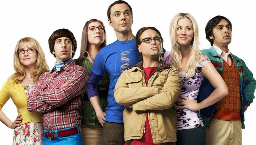 The Big Bang Theory: cast riduce lo stipendio per una buona causa