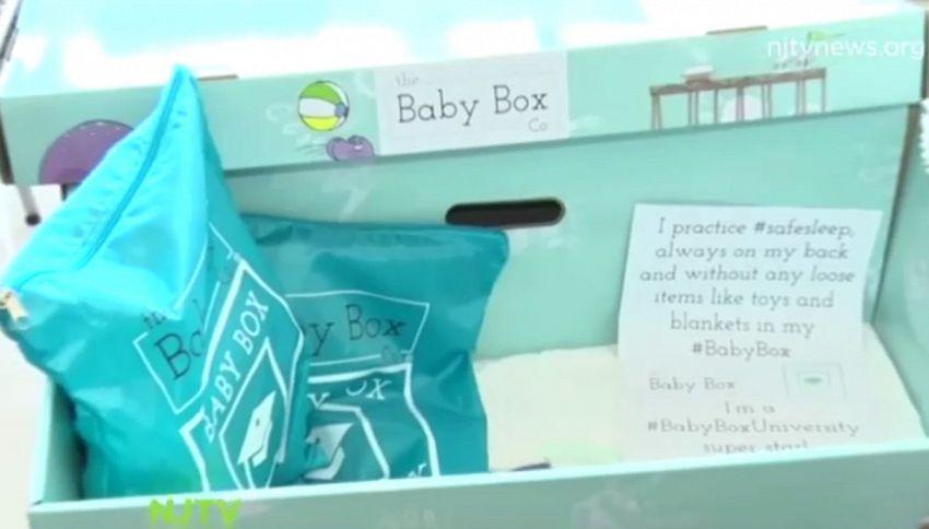 Tutti pazzi per la baby box. Ecco di cosa di tratta