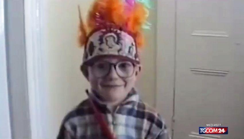 Ed Sheeran da piccolo: il suo messaggio commuove i fan