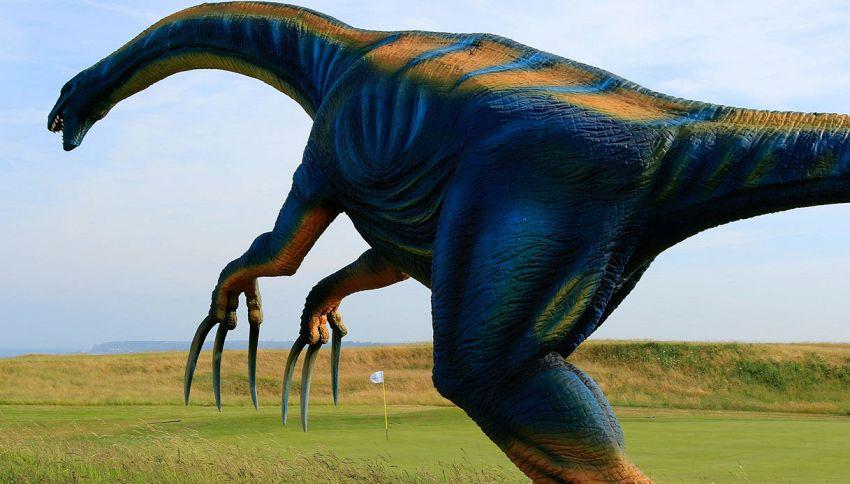 Dinosauri: clamorosa scoperta in Abruzzo sul Monte Cagno