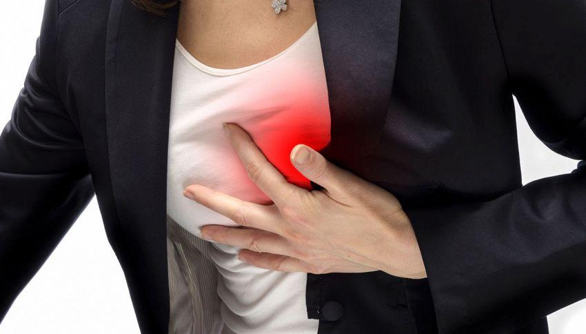 Uno spray per riparare il cuore dopo un infarto