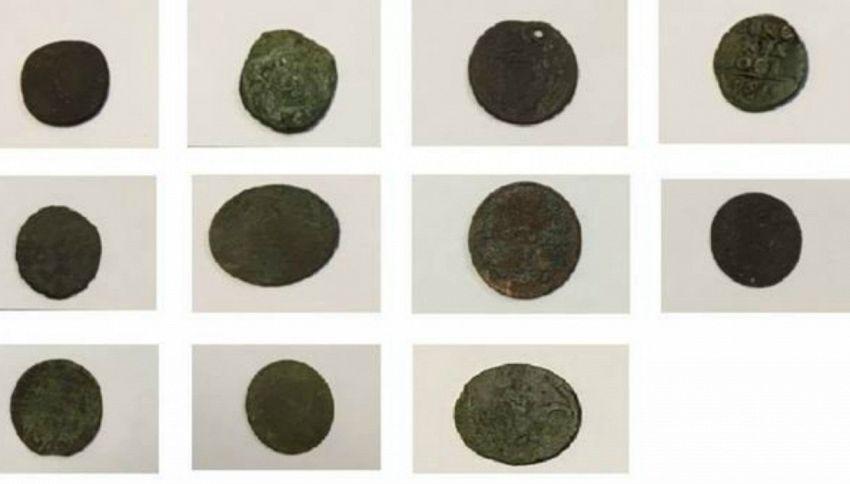Trovata a Città di Castello una moneta romana rarissima