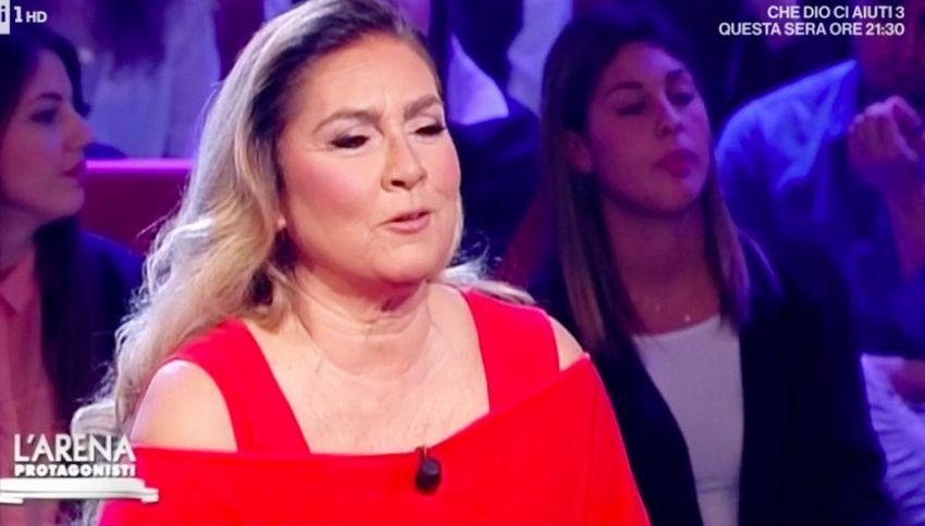Giletti, imbarazzo con Romina Power. Ecco la clamorosa gaffe
